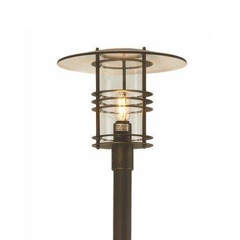 Franssen Hoge tuinlamp SELVA Brons 3698