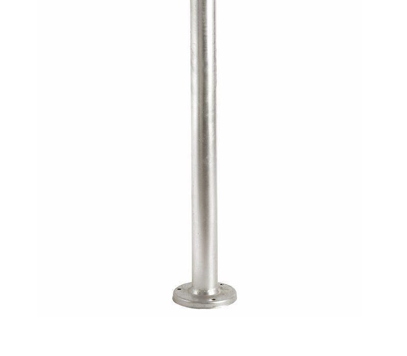 Hoge tuinlamp SELVA Zink 3746