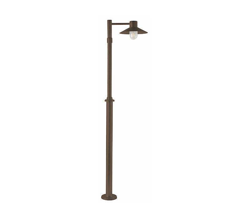 Hoge tuinlamp SELVA Zwart 3645