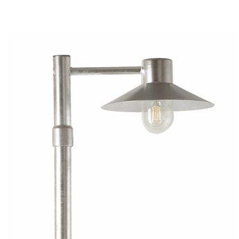 Franssen Hoge tuinlamp SELVA Zink 3646