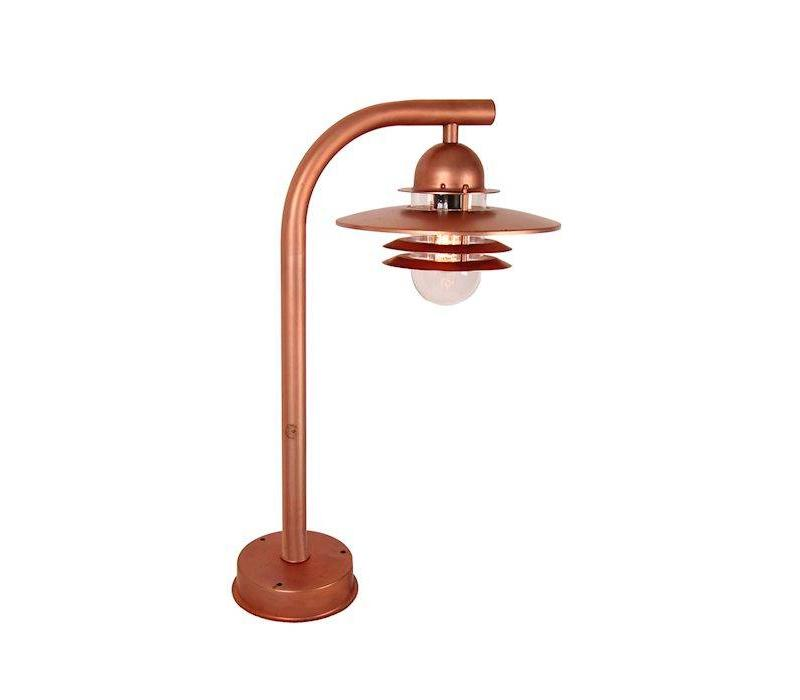 Tuinlamp SELVA Koper 70 cm