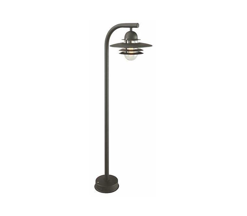 Tuinlamp SELVA Zwart 118 cm