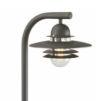 Franssen Tuinlamp SELVA Zwart 118 cm