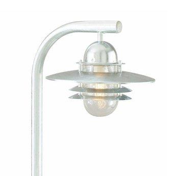 Franssen Tuinlamp SELVA Zink 118 cm