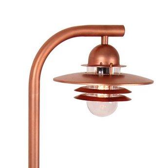 Franssen Tuinlamp SELVA Koper 118 cm