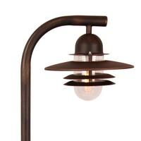 Tuinlamp SELVA Brons 118 cm