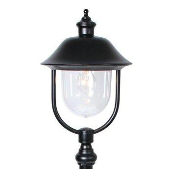 Franssen klassieke tuinlamp Punta 120 cm