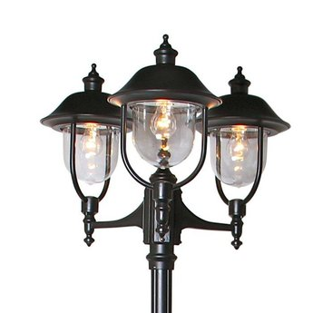 Franssen klassieke tuinlamp Punta 255 cm