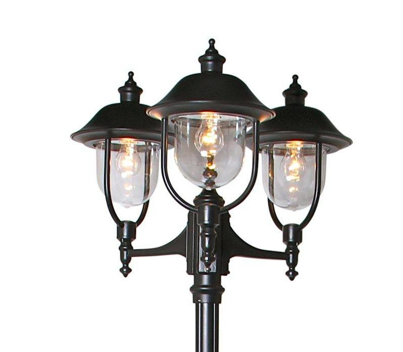klassieke tuinlamp Punta 255 cm