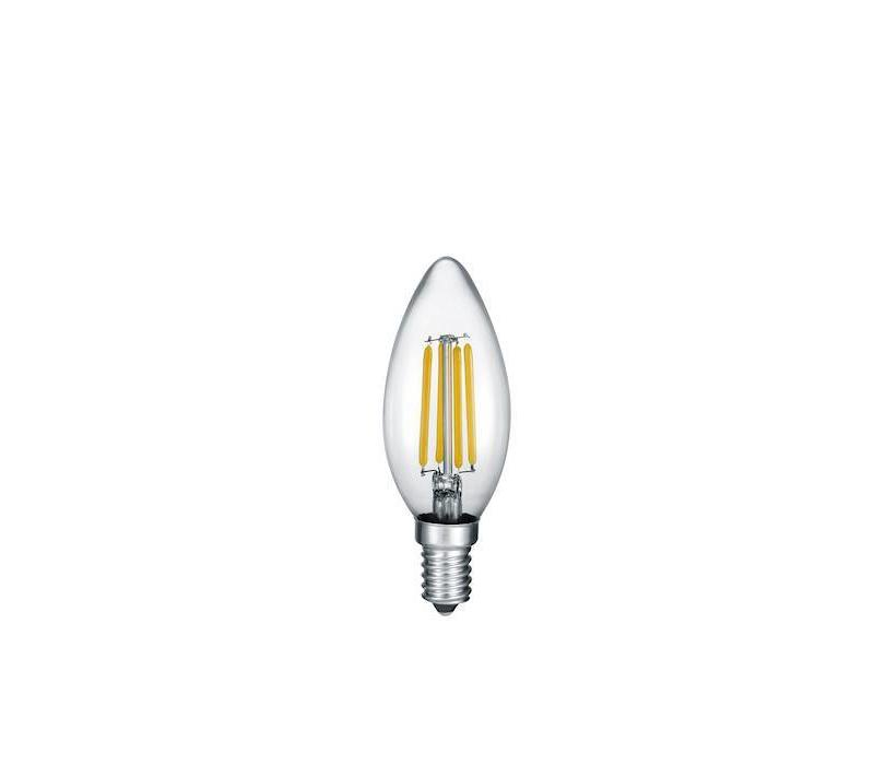 E14 Filament LED 4W Kaars