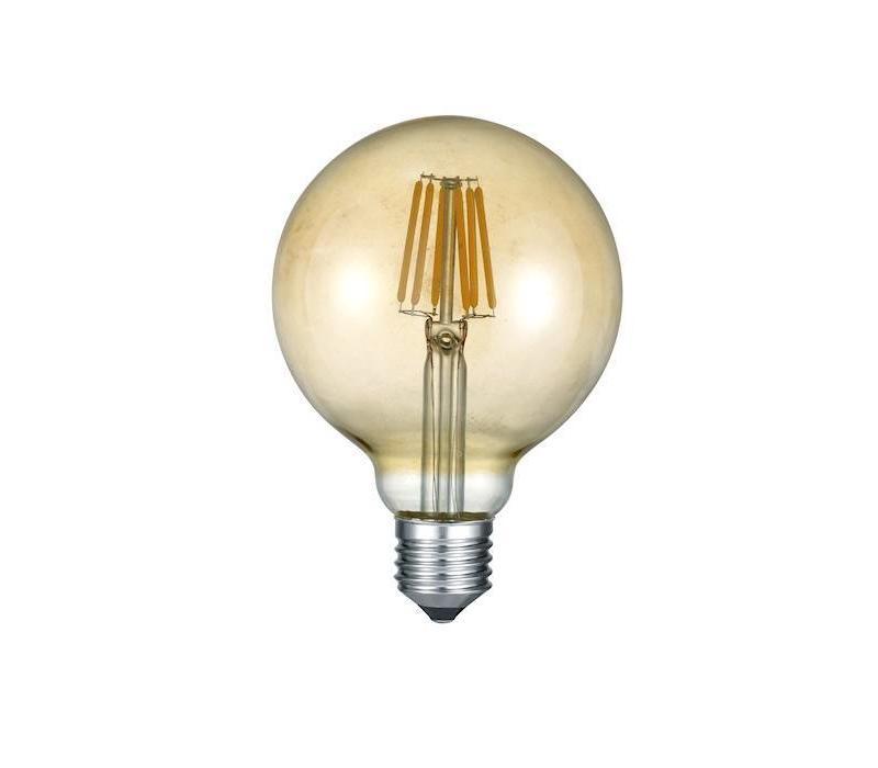 E27 Filament LED 6W Globe