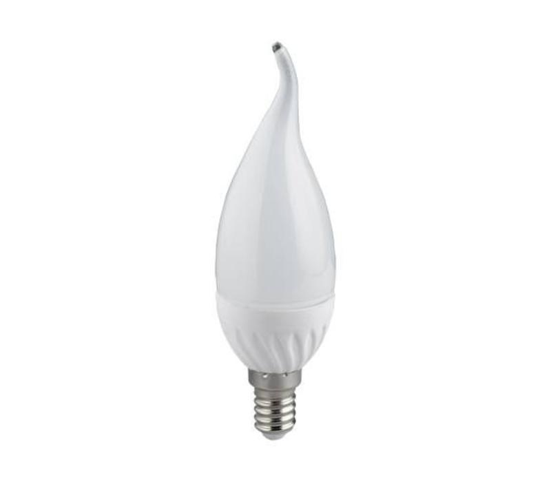 E14 4W 3000K Candle LEDlamp