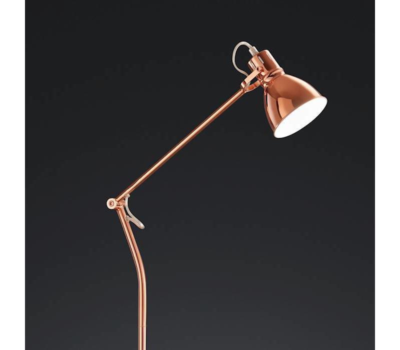 Serie 3005 Vloerlamp KOPERKLEUR