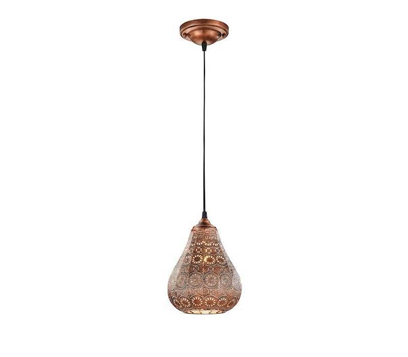JASMIN hanglamp Oud koper