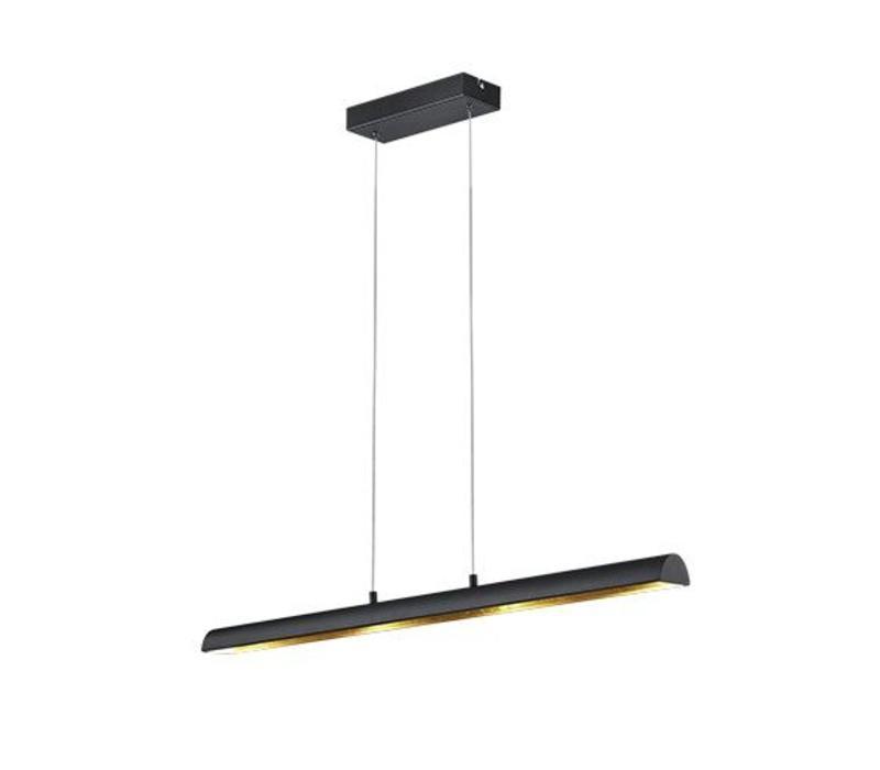 RAMIRO Zwart LED hanglamp