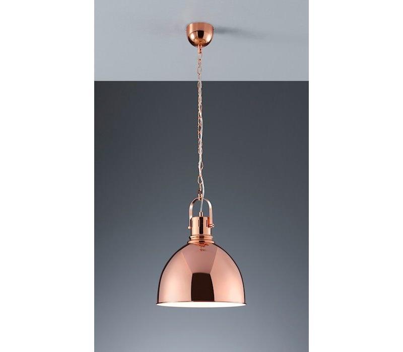 serie 3005 Koper industriele hanglamp