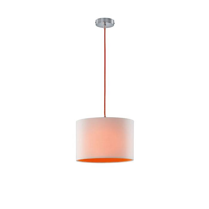 Trio Serie 3085 hanglamp WIT