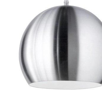 Reality hanglamp BOBBY Nikkel, 30 cm
