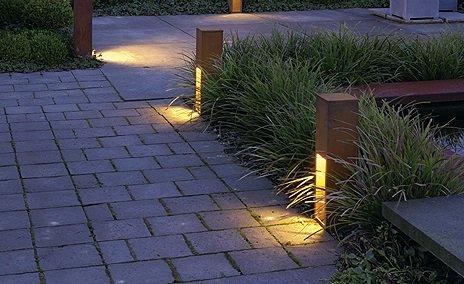 Staande buitenlampen direct sfeer - Buitenverlichting design tuin ...