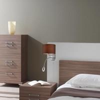 HOTEL R bruin bedlamp
