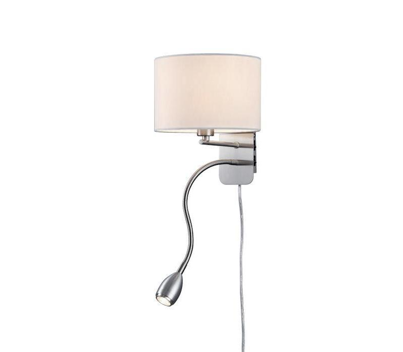 HOTEL R wit bedlamp