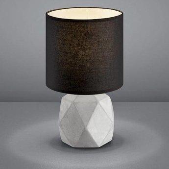 Reality PIKE zwart tafellamp