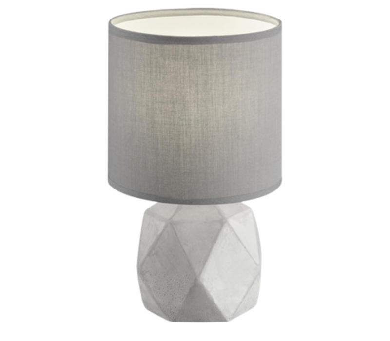 PIKE grijs tafellamp