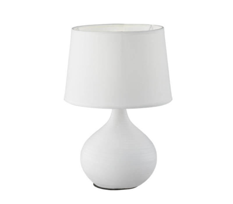 MARTIN wit tafellamp
