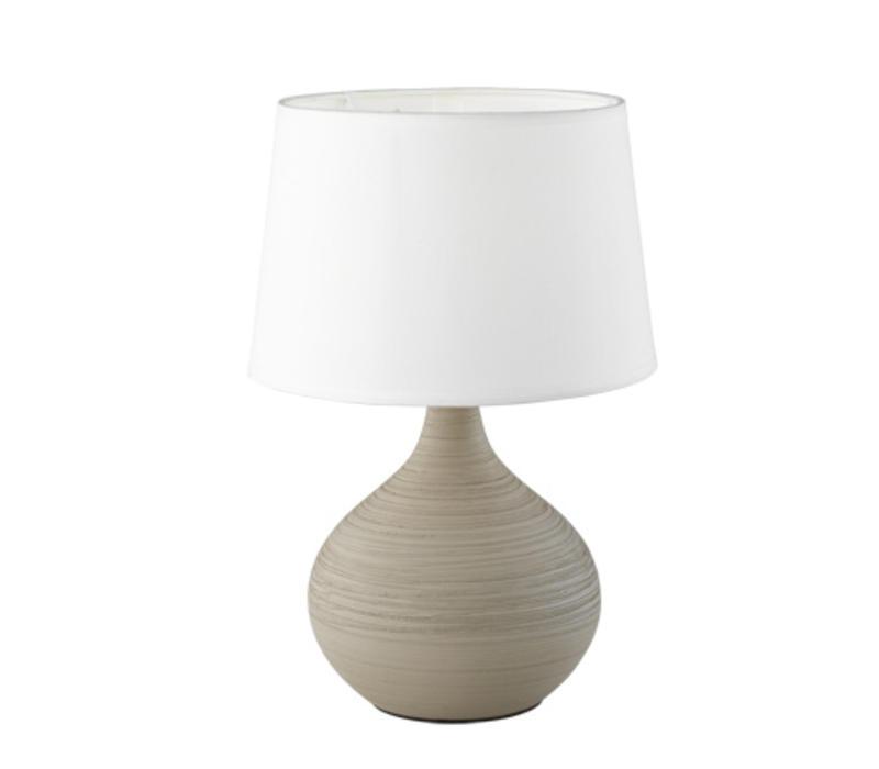 MARTIN cappucino tafellamp