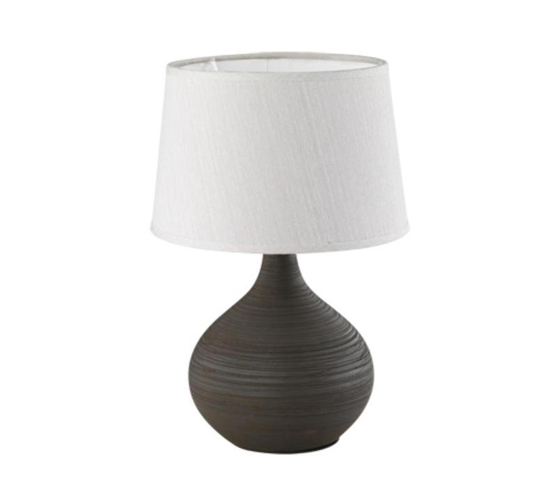 MARTIN bruin tafellamp