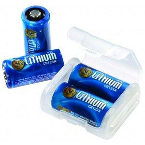 ASP CR123 Lithium Batteries