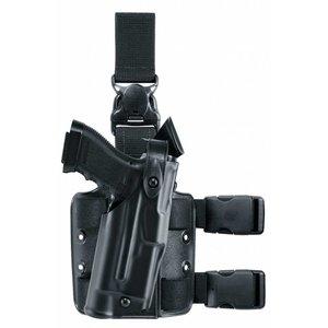 Safariland ALS/SLS Holster 6305 Glock 19 + Flashlight