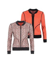 IMPULSIVE x CORAL Reversible Jacket