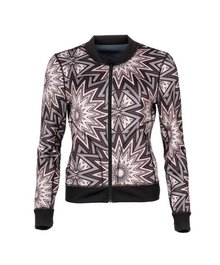 ROSE CRYSTAL x ONYX Reversible Jacket