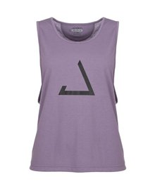 PURPLE Muscle Tee Logo