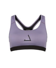 PURPLE Racerback Bra