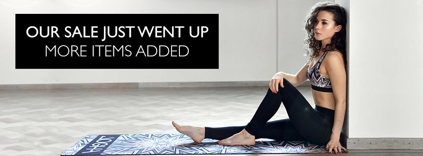 Shop now: Our sale just went up!