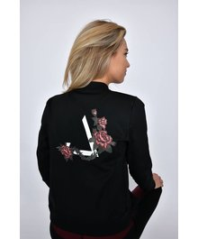 URBAN ROSE Reversible Jacket