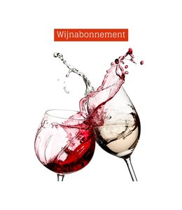 """Wijnabonnement """"Into Italia''"""