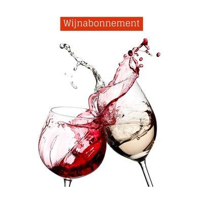 """Wijnabonnement """"Into Italia Exclusief''"""