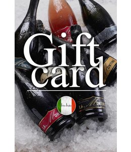 Giftcard € 15,-