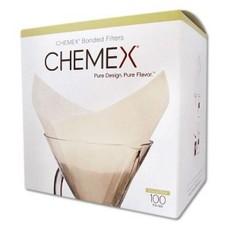 Chemex Filters 6-8 Kops - Voorgevouwen - 100 Stuks