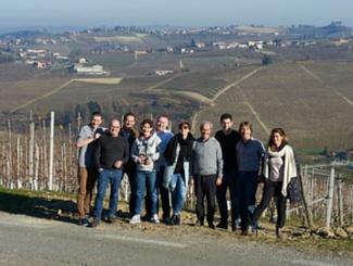 Drie dagen feest in Italië