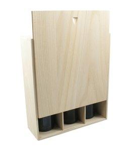 Kistje drie vakken