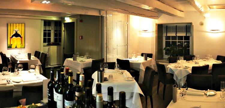 Restaurant de Gevangenpoort in Woudrichem