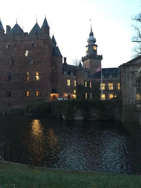 Een avond in Breukelen; Italiaans wit in Kasteel Nyenrode