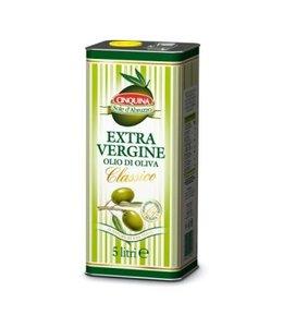   Olio di olive extra virgine Fruttato 5Ltr