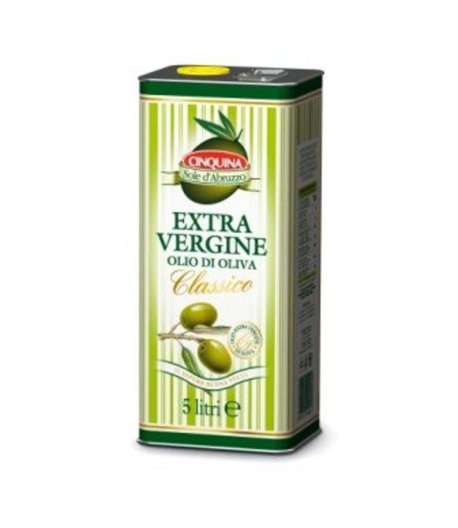 | Olio di olive extra virgine 5Ltr