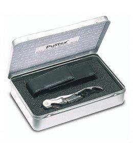 Pulltex | Pulltex kurkentrekker Pulltaps Classic set zilverkleur