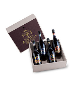Gjulia | Giftbox 4 flessen 75cl
